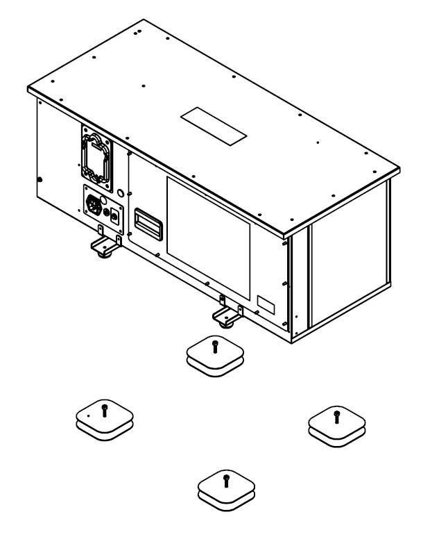 Bluezone Metro shelf mount kit