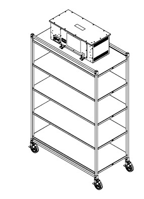 Rack mounting system